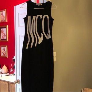Alexander McQueen Bodicon Dress